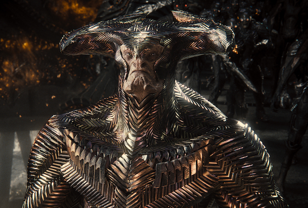 Snyder Cut Justice League Steppenwolf